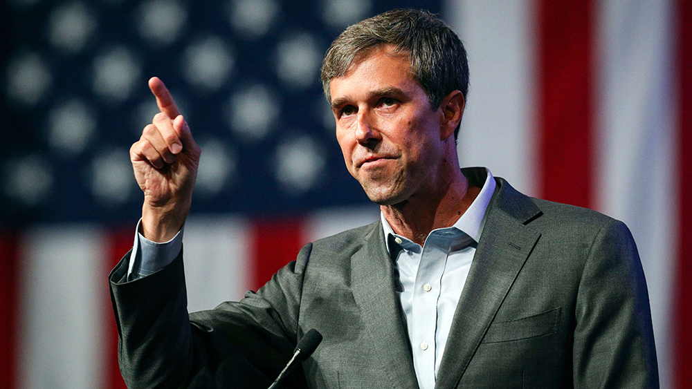 Another James O'Keefe 'Project Veri-shady' ambush backfires, reveals Beto O'Rourke campaign is compassionate