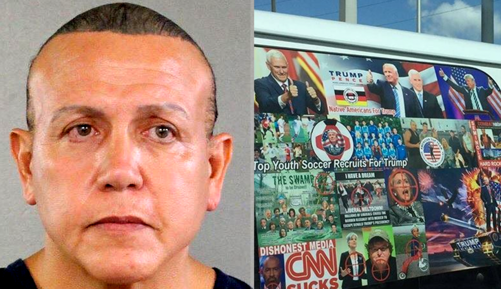 MAGAbomber Cesar Sayoc had a hit list — naming HUNDREDS of people (nydailynews.com)