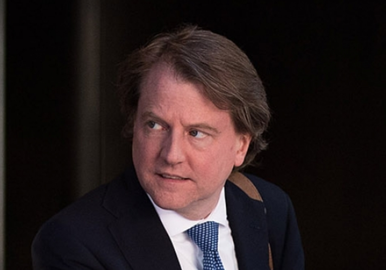 Former White House counsel Don McGahn must testify in impeachment probe, judge rules (feeds.reuters.com)