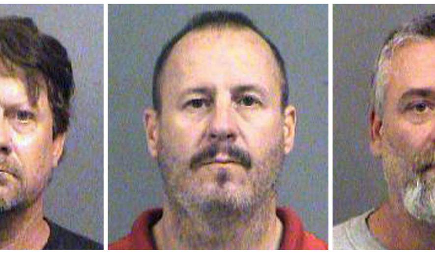 Kansas wannabe terrorsts busted! Violent 'miilitia' bigots blame Trump rhetoric for mosque attack plan (rawstory.com)