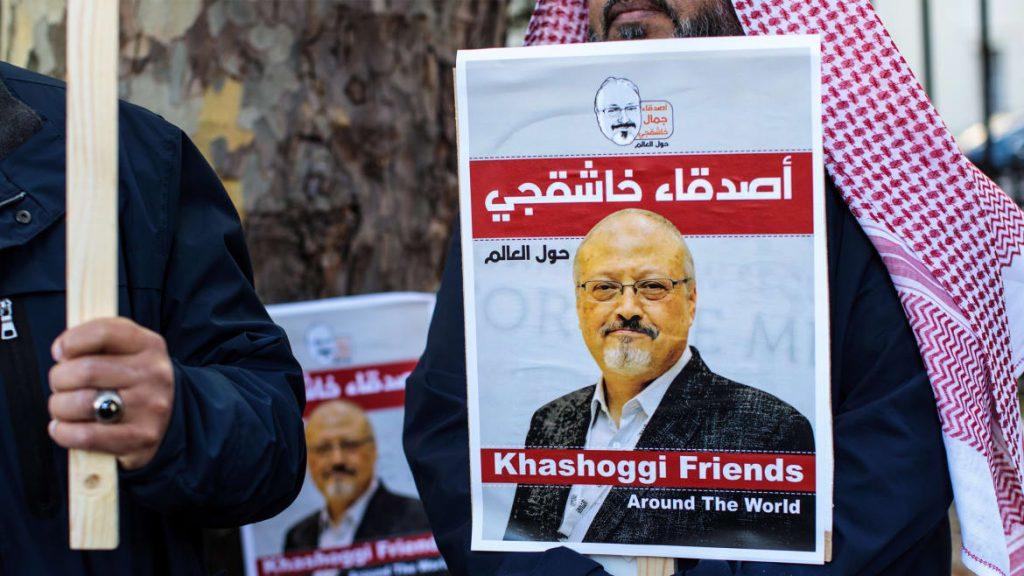 Jamal Khashoggi had been banned in Saudi Arabia for criticizing Donald Trump (politicususa.com)
