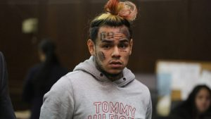 Tekashi 6ix9ine Arrested on Racketeering, Firearms Charges