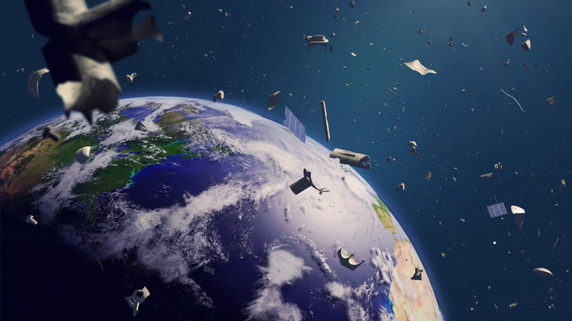 The Hidden Danger of Cleaning Up Our Space Junk (thedailybeast.com)