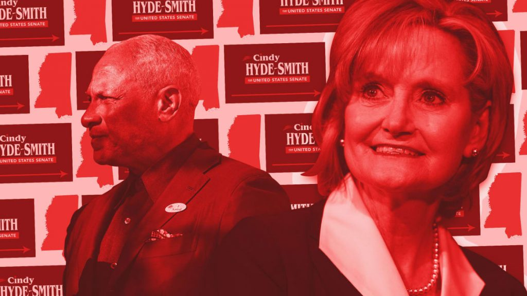 Republican Cindy Hyde-Smith Prevails in Mississippi Senate Race, Despite 'Public Hanging' Comment (thedailybeast.com)