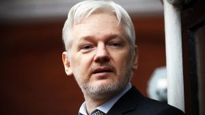 Julian Assange's time in the barrel confirmed as new name pops up in Mueller probe