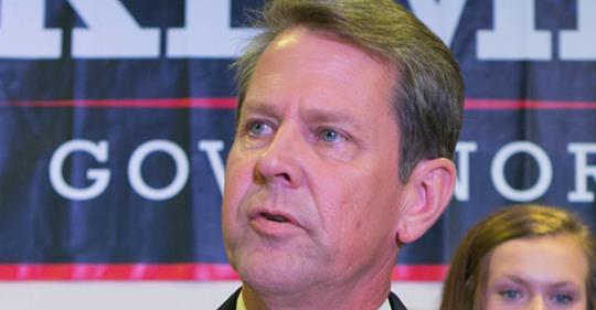 Desperate Kemp opens probe into Georgia Dems for 'possible cybercrimes' (thehill.com)