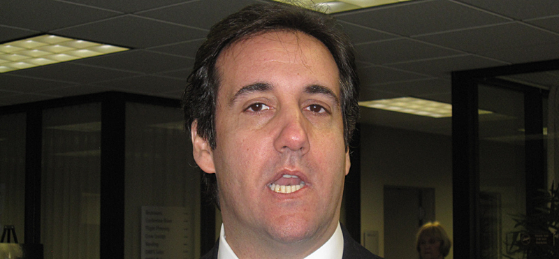 Surprise Second Michael Cohen Guilty Plea in NY Federal Court Rocks Trumpworld