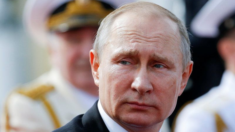 Putin, seeing success of weakening US and Europe, is heating up the New Cold War