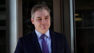 White House continues to attack free press, tells CNN's Jim Acosta he'll be banned again