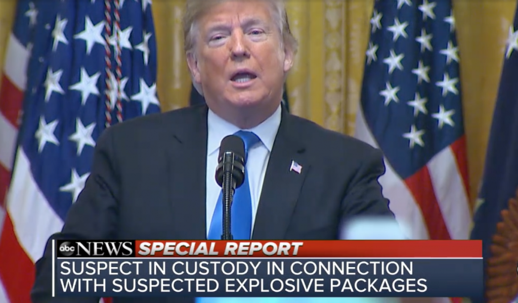 ABC News Finds 17 Cases Where Trump's Name Was Invoked in Connection to Violence, Threats & Assaults (abcnews.go.com)
