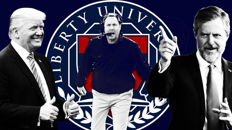 Holy Hypocrisy: Hugh Freeze, Liberty University's New Football Coach, Loves Prostitutes (thedailybeast.com)