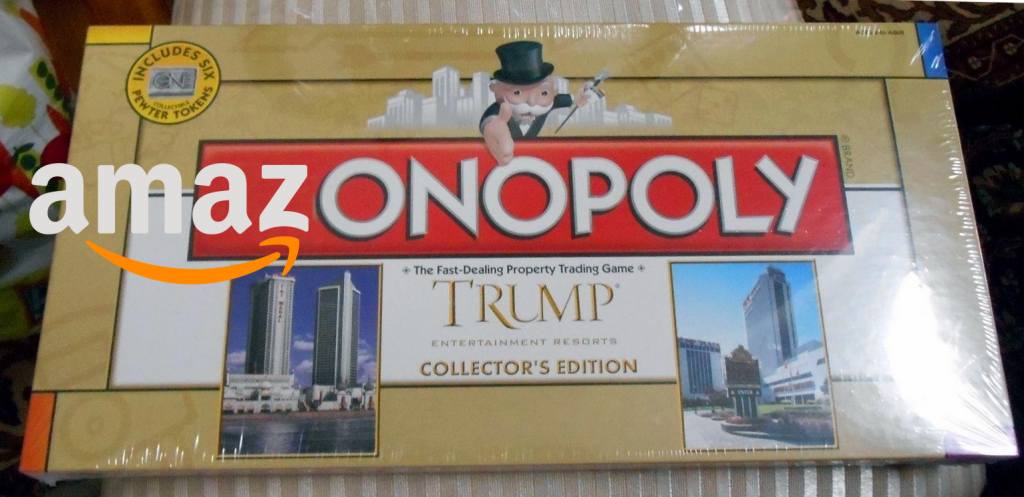 Amazonopoly: Trump-Level Corruption, Corporate Collusion