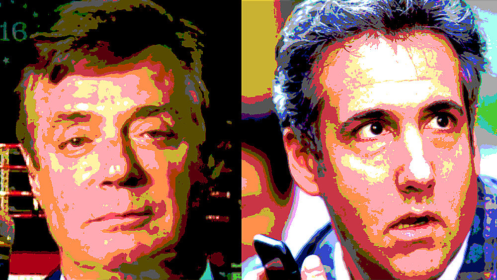 A Russian spy used Manafort as his puppet — and why Cohen is now in deeper doo-doo