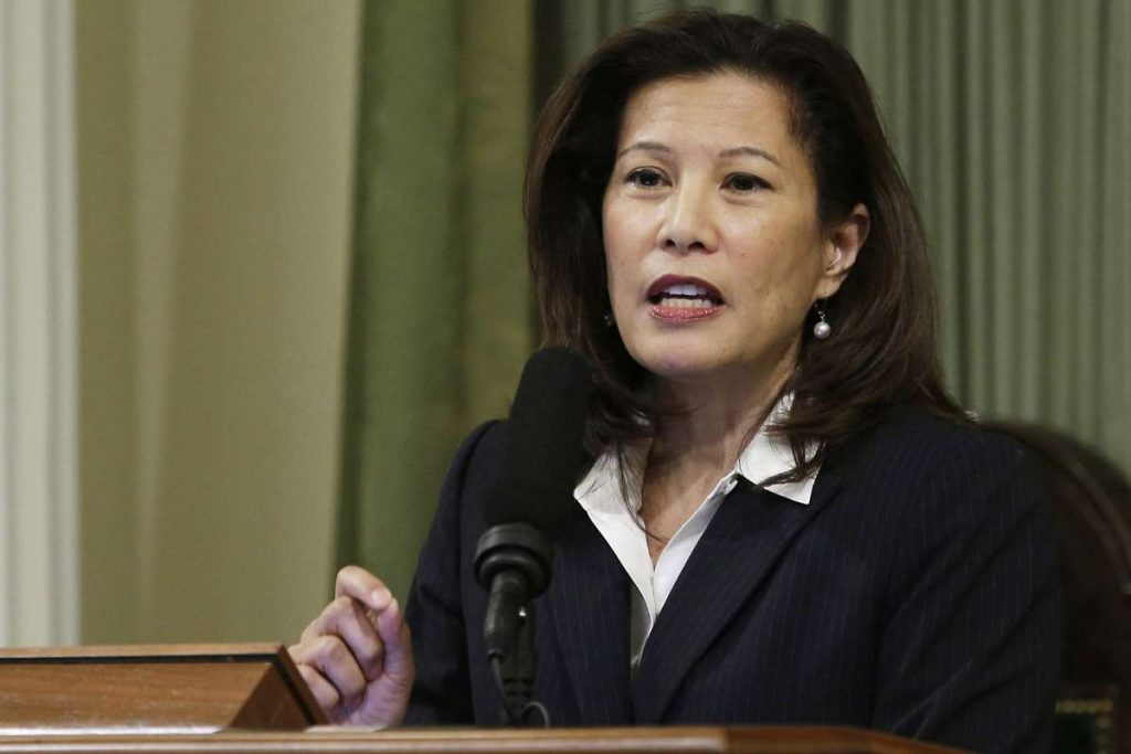 Why California's Chief Justice JUST QUIT the GOP — and CRUSHED it on the way out