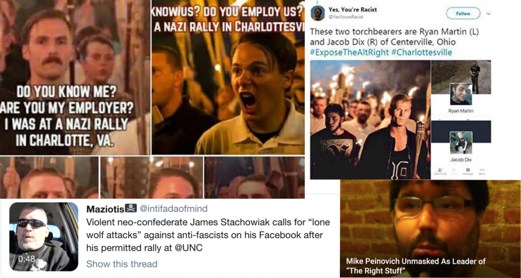 Naming, shaming, and demolishing their platforms: Social media is winning the war with the violent far right