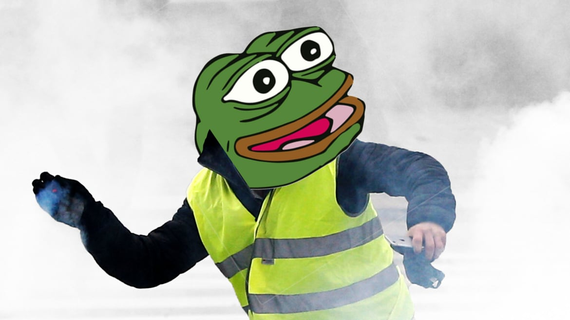 The Far Right Is Trying to Co-opt the Yellow Vests (thedailybeast.com)