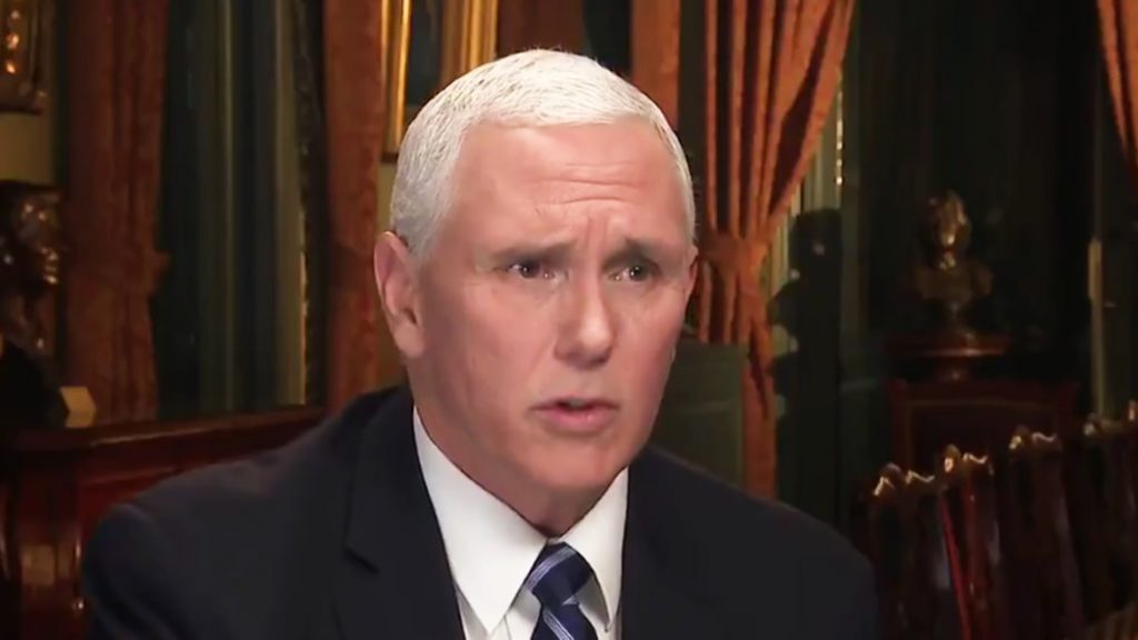 Trump encouraged Pence to stay at his golf resort in Ireland (washingtonpost.com)