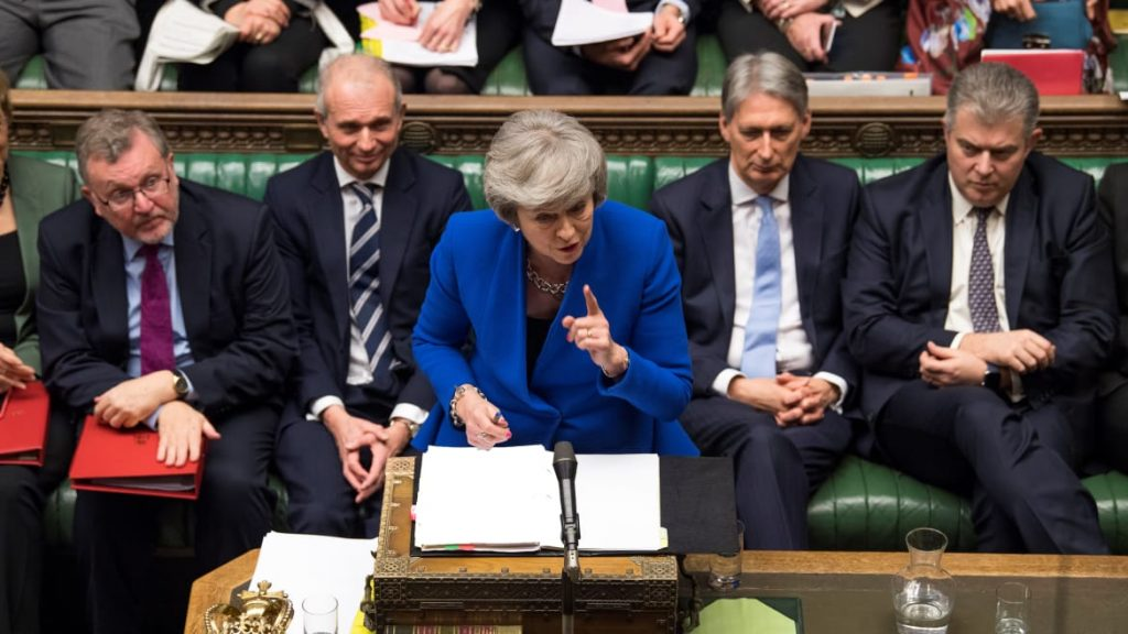 Theresa May's Government Limps On After Surviving No-Confidence Vote (thedailybeast.com)