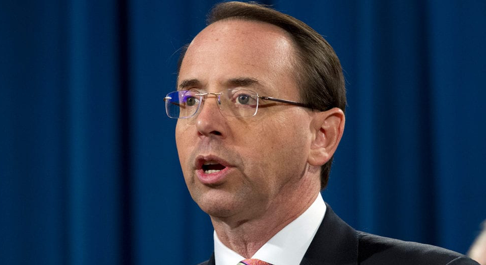 Rod Rosenstein leaving DOJ: What we know (so far)
