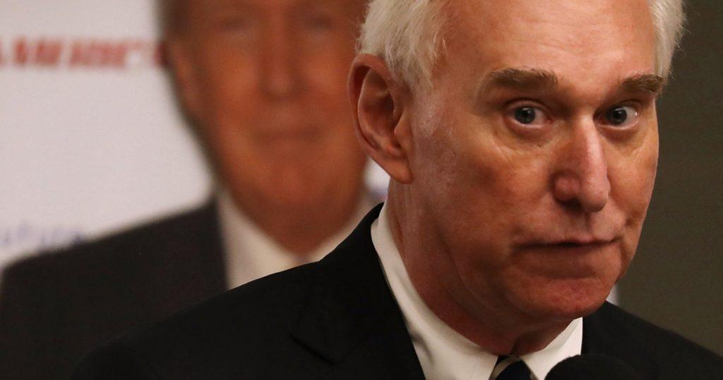 Roger Stone Arrested in Mueller Probe — Details