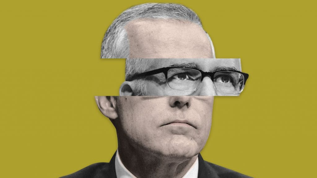 Trump Is Beyond Obsessed With Andrew McCabe (thedailybeast.com)