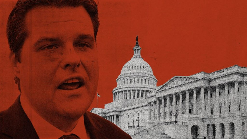 Is Trump Super-Fan Matt Gaetz the Future of the Grand Old Party? (thedailybeast.com)