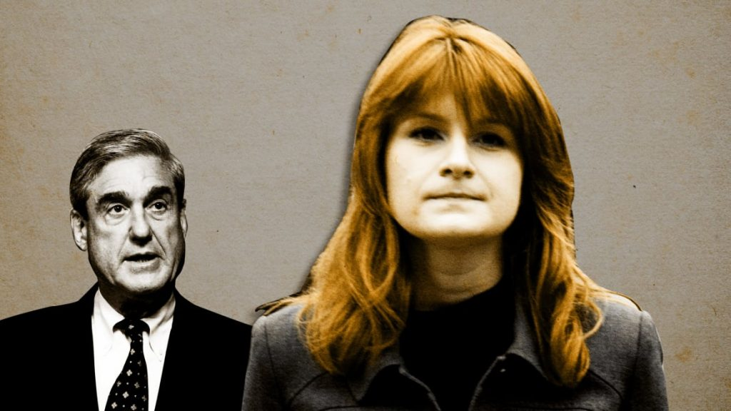 Maria Butina Cooperated With the Feds. Now They Want to Throw the Book at Her. (thedailybeast.com)