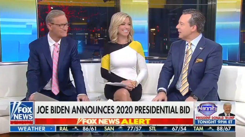 'Fox & Friends' on Joe Biden Launch Video: It Might Actually Be a Winning Message (thedailybeast.com)