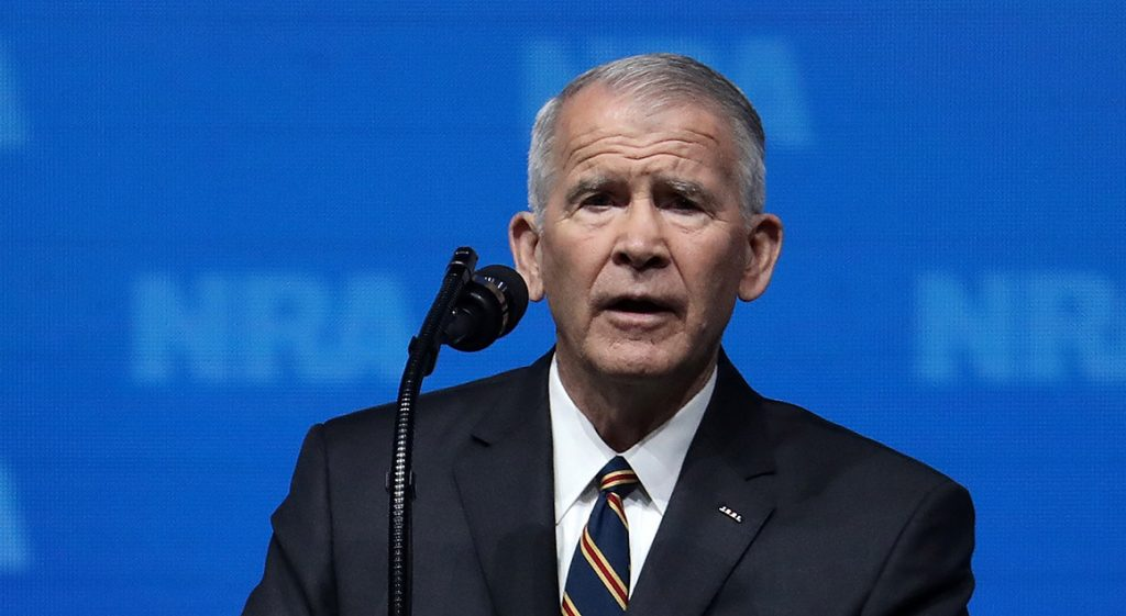 Saturday Morning and Night Massacre: Oliver North Ousted Hours Before NY State Att'y General Launches Probe into NRA Money