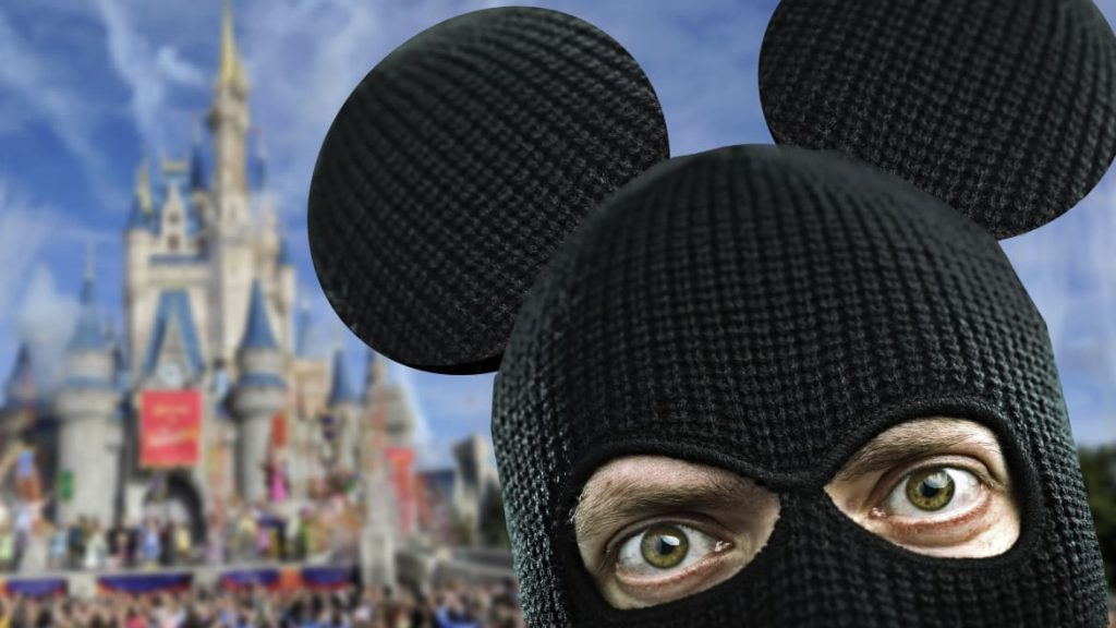 Accused Thief Taunted Disney World With Photo of Stolen Robot's Mutilated Head (thedailybeast.com)