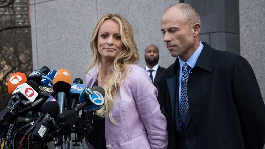 Michael Avenatti To Face Charges Over Misusing Stormy Daniels' Money: Report (thedailybeast.com)