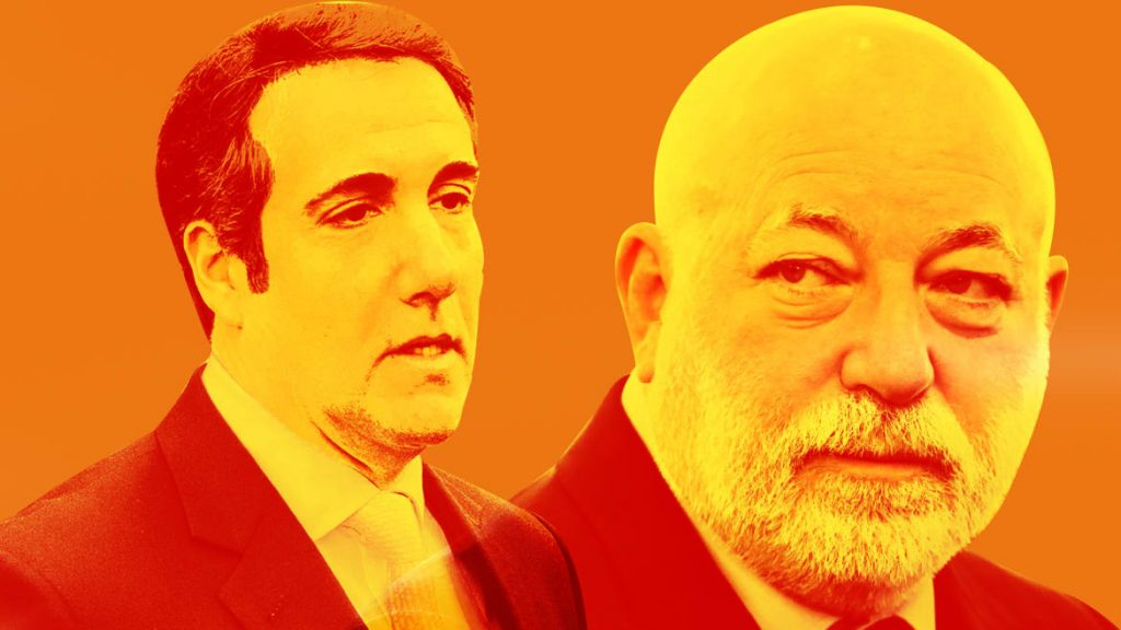 Michael Cohen Called CEO Tied to Russian Oligarch Hundreds of Times, According to FBI (thedailybeast.com)