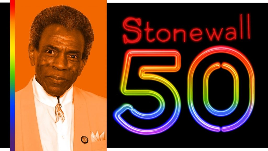 André De Shields on Stonewall 50: The First Graduation Is to Be Awakened, the Next Graduation Is Being 'Woke' (thedailybeast.com)