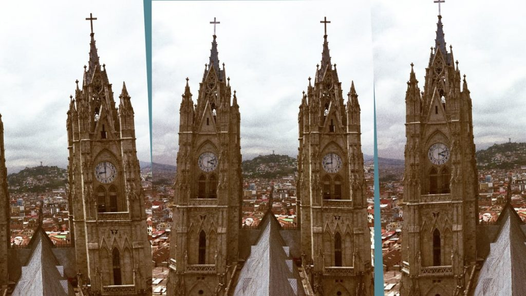 Why This Massive Church in Quito Will Remain Under Construction Forever (thedailybeast.com)