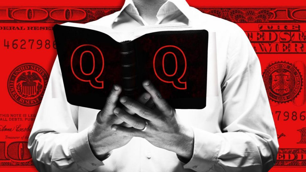 The Co-Authors of a Bestselling QAnon Book Are at War With Each Other (thedailybeast.com)