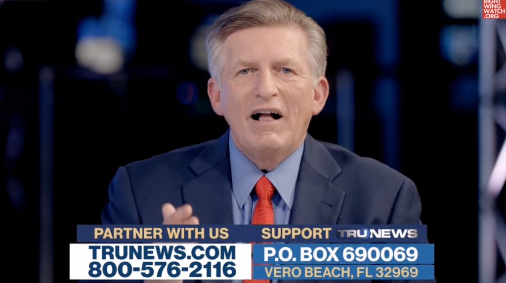 End-Timer Rick Wiles: Don't Eat Plant-Based Meat — Or Satan Will Win! (crooksandliars.com)