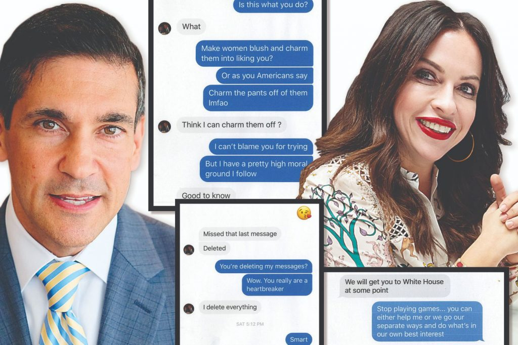 Pa. GOP chairman Val DiGiorgio resigns after report about sexually charged messages with Philly Council candidate (inquirer.com)