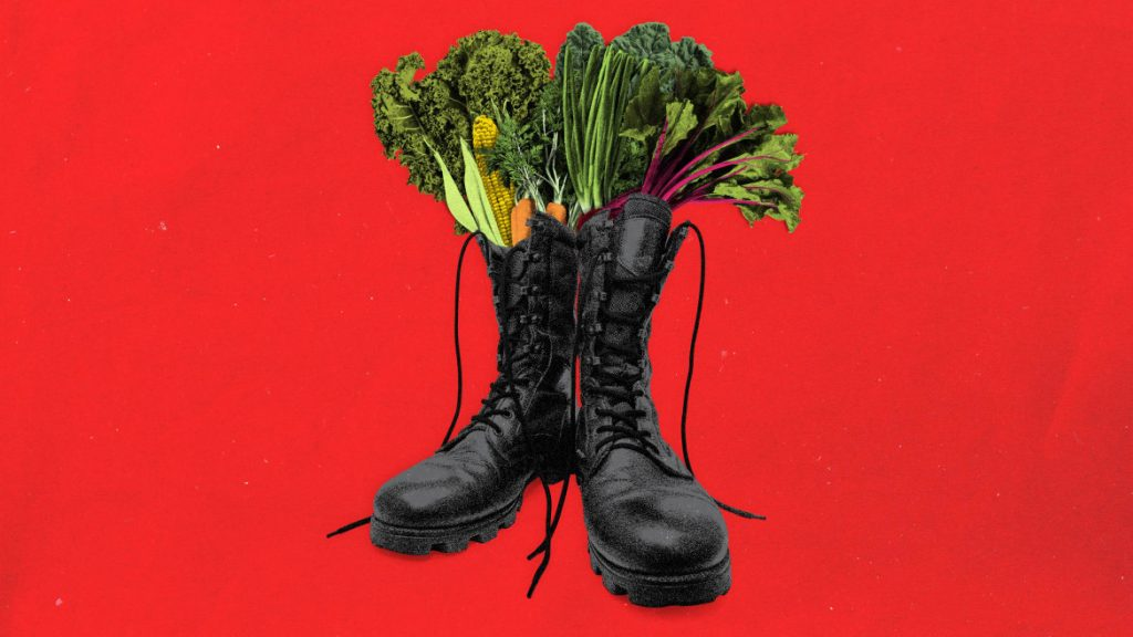 Farmers' Markets Have New Unwelcome Guests: Fascists (thedailybeast.com)