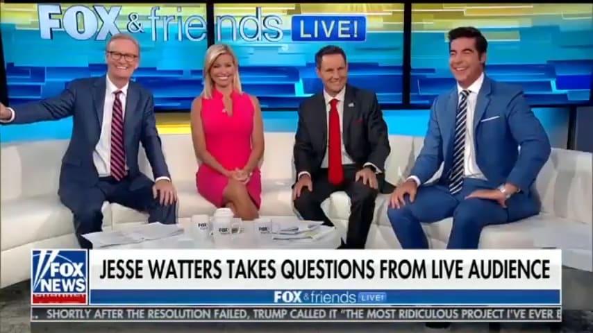 Fox News Host: 'I'd Grab My Wallet' if I Met 'the Squad' (thedailybeast.com)