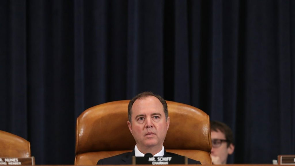 Schiff: CIA Learned of Russian Hackers Targeting Senate Candidates From Conference (thedailybeast.com)