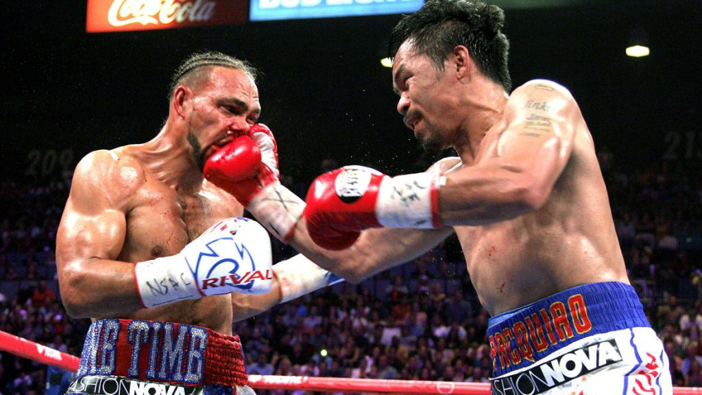 Manny Pacquaio Beats Back Father Time, Defeats Keith Thurman for Biggest Win of His Fabled Boxing Career (thedailybeast.com)