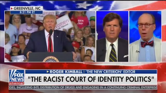 Tucker Guest: 'People of Color' Label Is Racist Because It Gives 'Virtue' to Dark Skin (thedailybeast.com)