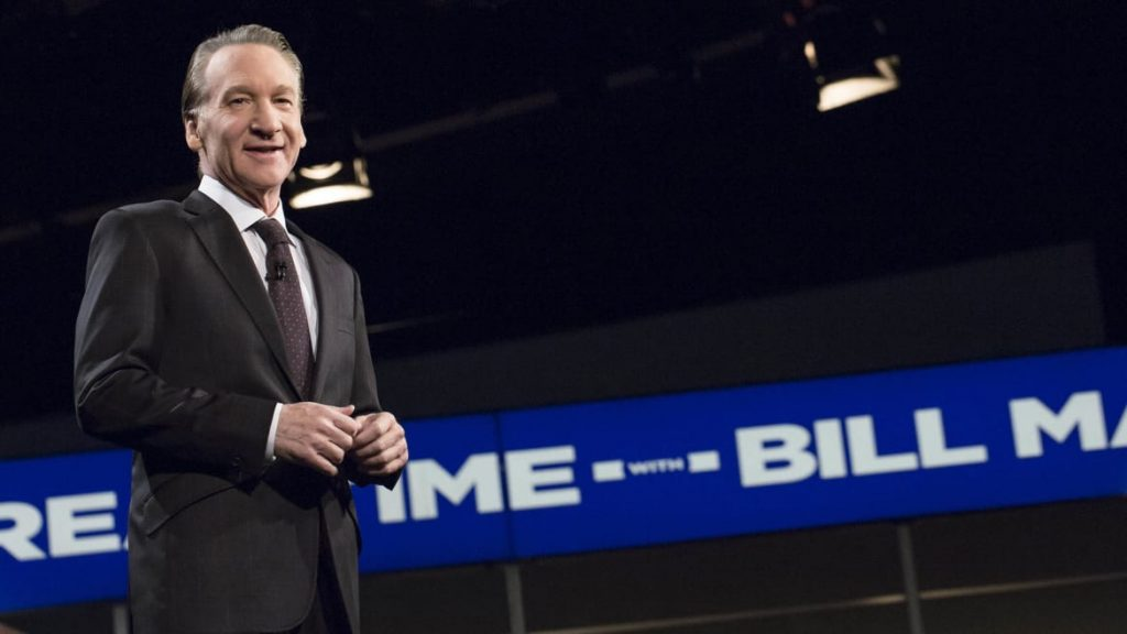 Bill Maher Mocks Fox News' Sean Hannity For Claiming He's Causing a Recession (thedailybeast.com)