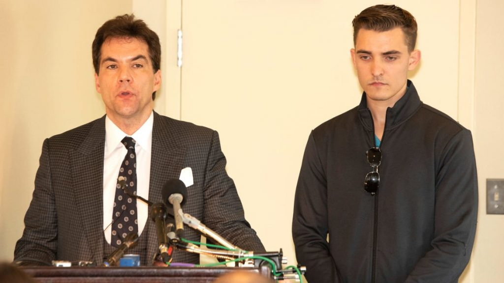 At long last, reactionary fraudster Jacob Wohl has been charged with a felony (nbcnews.com)