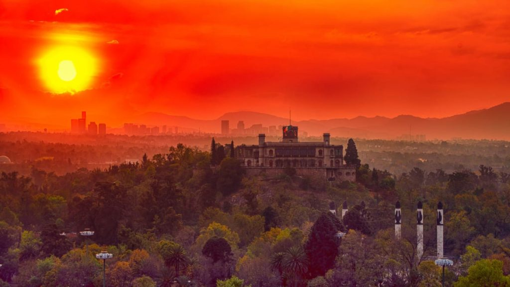 Daily Beast Cheat Sheet to Chapultepec Castle (thedailybeast.com)