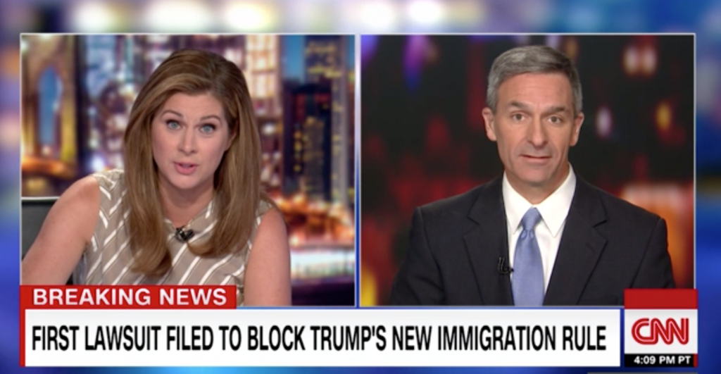 Bigot: Ken 'Cooch' Cuccinelli has talked about undocumented immigrants as 'invaders' since at least 2007 (cnn.com)