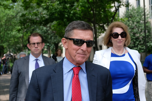 Michael Flynn Is Looking For A Way Out Of His Guilty Plea (buzzfeednews.com)