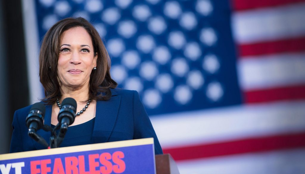 Kamala Harris bails out of Prez race; Senator, former CA AG is first high profiler to throw in the towel
