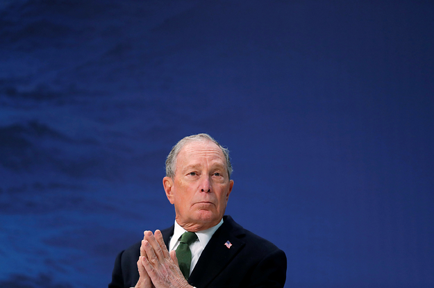 Bloomberg blasts role of early states in Democratic nominating process in CNN op-ed (rss.cnn.com)