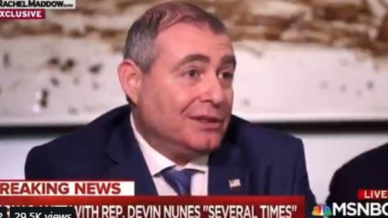 Parnas Throws Trump Under the Bus on National TV – Along with Pence, Giuliani, Barr, Pompeo, and Nunes